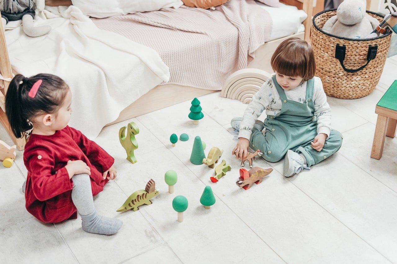 Quels jeux de société pour un enfant de 3 ans ?